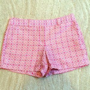 Loft patterned shorts